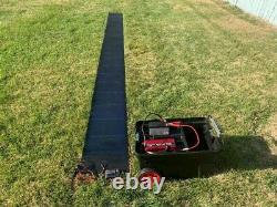 Panneau Solaire De 12 Volts De 144 Watt 850 Watt Invt. 30 Amp Charge Cont. Branchez Et Jouez