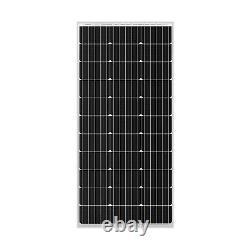 Panneau Solaire Monocristallin Renogy 100 Watt 12 Volt (conception Compacte)