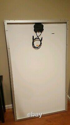 Panneau Solaire Monocristalline Solaire De Raisin De 250 Watts