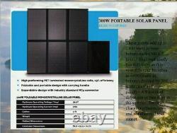 Panneau Solaire Portable Renogy 300 Watt