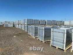 Panneaux Solaires, Pallet De 24 Panneaux, 205 Watts Chacun! Livraison Gratuite De 4.9kw