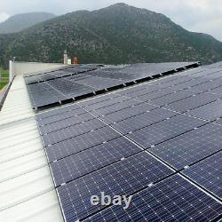 Panneaux Solaires Panasonic 325 Watt -pallet De 25 -solar City- Sc325 -power 8,25 Kw
