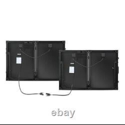 Renogy 100w 12v Valise Pliable Panneau Solaire 100 Watt Nib
