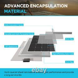 Renogy 200w Watt 12v Volt Mono Solar Panel 200w Power Monocrystalline Off Grid