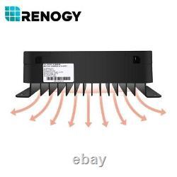Renogy 200w Watt Solar Flexible Kit Avec Chargeur De Batterie 12v 50a Dc-dc À Bord