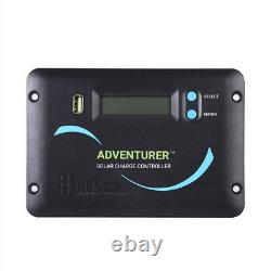 Renogy 300 Watt 12 Volt Monocrystalline Solar Rv Kit Avec Bluetooth