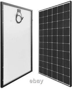Renogy 300 Watt 24 Volt Monocrystalline Panneau 600w Grid Large Solar System