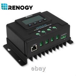 Renogy 350w Watts Solar Flexible Kit 40a 12v/24v Mppt Contrôleur De Charge Solaire Rv