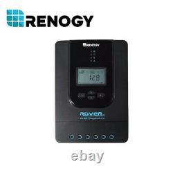 Renogy 400w Watts 12v Mono Solar Panel Premium Kit Avec 40a Mppt Charge Controller