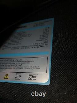 Renogy 50 Watt 12v Léger Monocrystalline Solar Panal