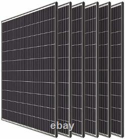 Renogy 6pcs 320 Watt Monocrystalline Solar Panel System Kit Off Grid