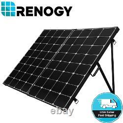 Renogy Eclipse 200w Watt Mono Pliage Valise Panneau Solaire Witho Charge Cotroller