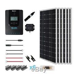 Renogy Nouveau 600 Watt 24 Volt Monocristallins Solaire Kit Premium Withbluetooth