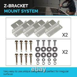 Renogy Solar Power Starter Kit 200-watts Monocristallin Silicone Rv 2 Panneaux
