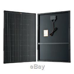 Rich Solar 60 Watt 100 Watt 12 Volt Portable Panneau Solaire Monocristallin