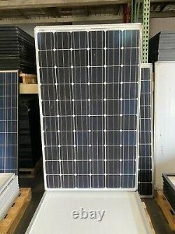 Solarworld Ul Inscrit 280 Watt 39v 30 Panneaux Par Palette Livraison Gratuite
