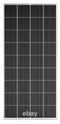 Sps 200 Watt 18v Monocrystalline Solar Panel Module Solaire À Haut Rendement Pour Rv