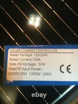 Système Solaire Lourd Industriel 660 Watt Ils Ne Sont Pas Les Cheapties Bon Cond