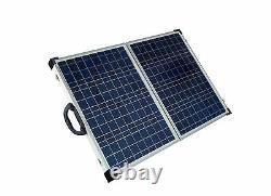 Système Solaire Portable Pliant De 90 Watts
