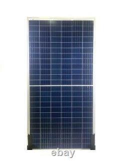 Utilisé Byd 335w Poly 144 Demi Cell Solar Panel 335 Watts Ul Certifié