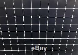 Utilisé Sunpower Haute Efficacité 327w Mono Panneau Solaire 327 Watts Ul