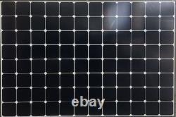 Utilisé Sunpower Haute Efficacité 345w Mono Panneau Solaire 345 Watts