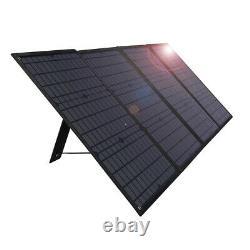 VIVI 16120w Panneau Solaire 100 Watt Module Monocristallin 12v Camping Rv Marine