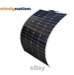 • Voir 100 Watt 12v Flexible Panneau Solaire Avec Des Cellules Solaires Monocristallines